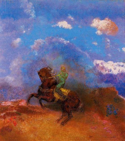 მწვანე მხედარი, 1904