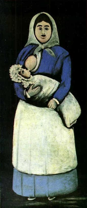 ძიძა, 1905 წ.