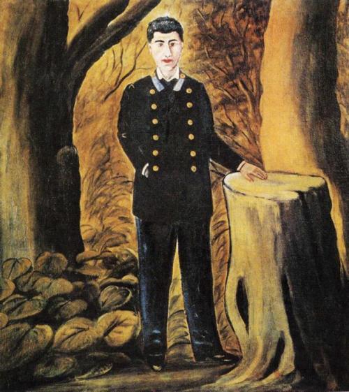 1913, ილია ზდანევიჩის პორტრეტი