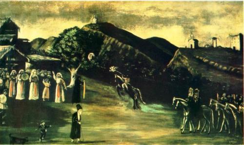1916, ქორწილი ძველ საქართველოში
