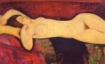 შიშველი ქალი, 1919