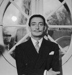 dali-shows-off-his-trademark-moustache