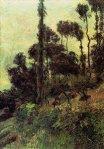 ბორცვი, პოლ გოგენი, 1884