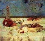 თეთრი საფარი, პოლ გოგენი, 1886