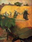 1889, თიბვა. პოლ გოგენი. Paul Gauguin