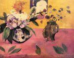 1889, ნატურმორტი იაპონურ სტილში. პოლ გოგენი. Paul Gauguin