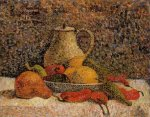 1889, ნატურმორტი. პოლ გოგენი. Paul Gauguin