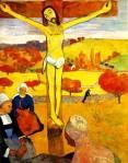 1889. ყვითელი ქრისტე, პოლ გოგენი. Paul Gauguin