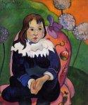 1890, მ ლულუ. პოლ გოგენი. Paul Gauguin