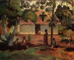 პოლ გოგენი. 1891, Te Ra'au Rahi. Paul Gauguin