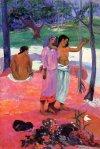 1902, ძახილი. პოლ გოგენი. Paul Gauguin