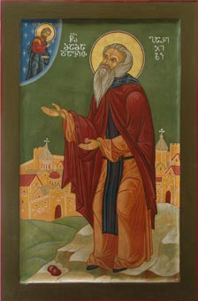დავით გარეჯელი (VI ს)