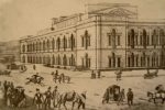 თეატრი ქარვასლა. 1850-იანი წლები - Tbilisi Theatre-Caravanserai