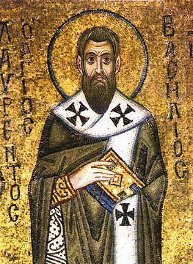 წმ. ბასილი კესარიელი (IV ს.)