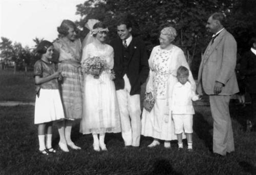 ჰემინგუეის და ჰედლი რიჩარდსონის ქორწინება