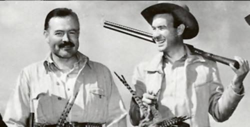 ჰემინგუეი და გენე ვან გუილდერი