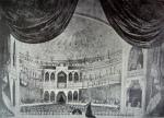 თამამშევის თეატრი-ქარვასლას სცენა - Tbilisi Theatre-Caravanserai