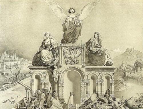 გ. გაგარინის მიერ მოხატული თეატრის ფარდა