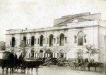 დამწვარი თამამშევის ქარვასლა-თეატრი - Tbilisi Theatre-Caravanserai