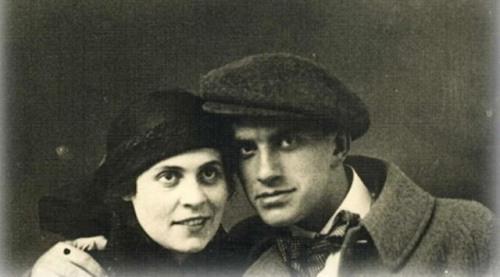 ვლადიმერ მაიაკოვსკი და ლილი ბრიკი