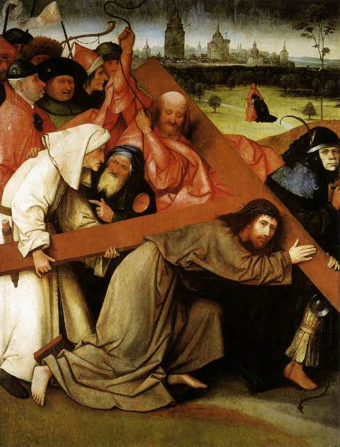 Christ Carrying the Cross