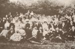 ილია ჭავჭავაძე სოხუმში შერვაშიძეთა ბაღში (დეტალი) 1903 წლის მაისი
