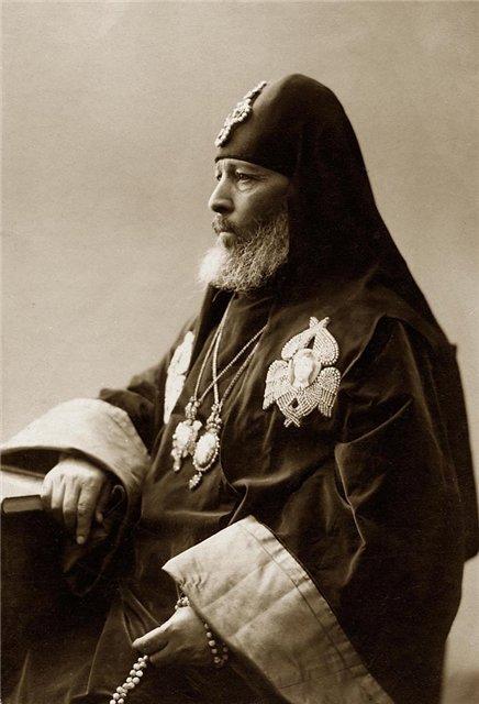 მისი უწმინდესობა და უნეტარესობა კირიონ II (საძაგლიშვილი) 1855–1918