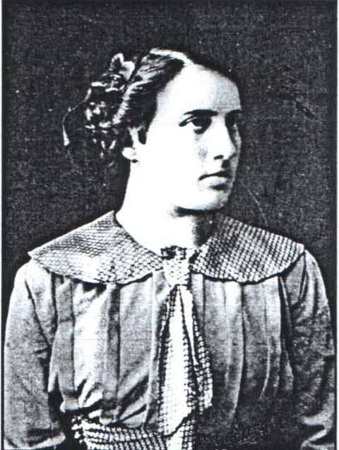 ანა კალანდაძის დედა მარიამ სულავა, 1913 წ.