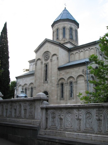 ქაშვეთის ეკლესია, თბილისი