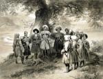 ჩერქეზი თავადების შეკრება 1839-1840-იანი წლები