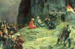 გენერალ ფონ კლიუგეს შეხვედრა შამილთან 1837 წელს, 1849 წ.