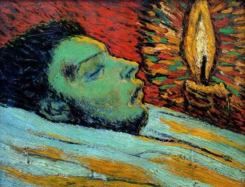 კასაგემასის სიკვდილი, 1901
