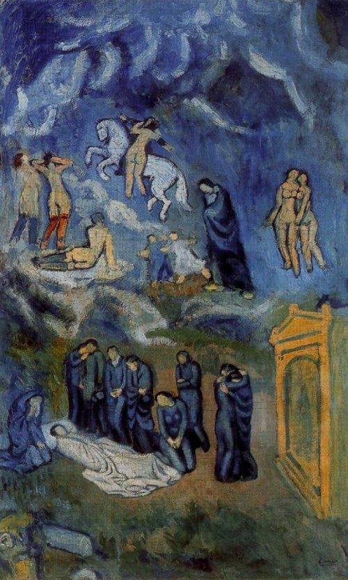 კასაგემასის სიკვდილი. 1901