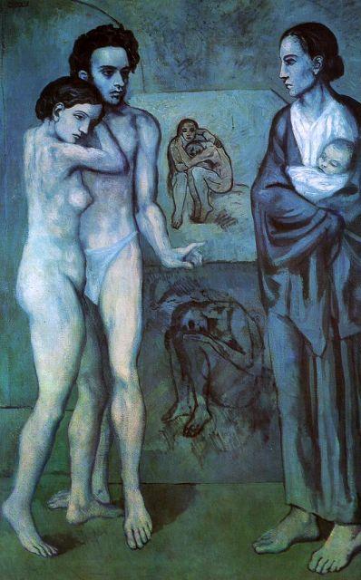 სიცოცხლე, La Vie, 1903