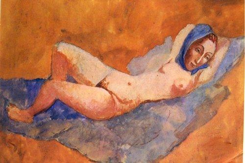 ფერნანდა ოლივიე, 1906