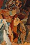 მეგობრობა, 1908. Pablo Picasso