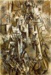 პოეტი - Poet, 1910. Pablo Picasso