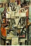 Compotier. Pablo Picasso. 1912