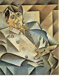 1912, პიკასოს პორტრეტი, Pablo Picasso