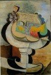 Compotier. 1917. Pablo Picasso