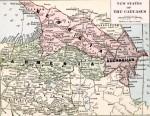 კავკასია - 1917 წ.