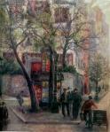 პარიზის კუთხე, 1926