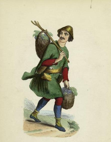 მეგრელი (1845-1847), Mercier