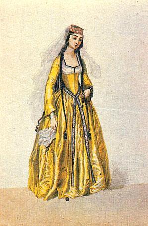 платья с корсетами выкройки
