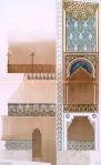 ტფილისის თეატრის გვერდითა აივნები