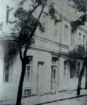 სანდრო რაზიკაშვილის სახლი თბილისში (მლეთის ქუჩაზე), სადაც ვაჟა-ფშაველა ჩერდებოდა ბინად