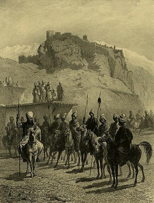 ახალციხე, 1847