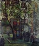 პარიზის კუთხე, ელენე ახვლედიანი, 1926