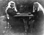 თბილისელი სოვდაგრის, თამამშევის ბებიები: თამამშევა და მირიმანოვა. 1898. ქ. თბილისის ისტორიის სახ. მუზეუმი