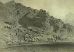 უფლისციხე, (1847)